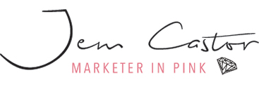 JEM CASTOR — MARKETER IN PINK | Up and Coming Marketing & Lifestyle Blog
